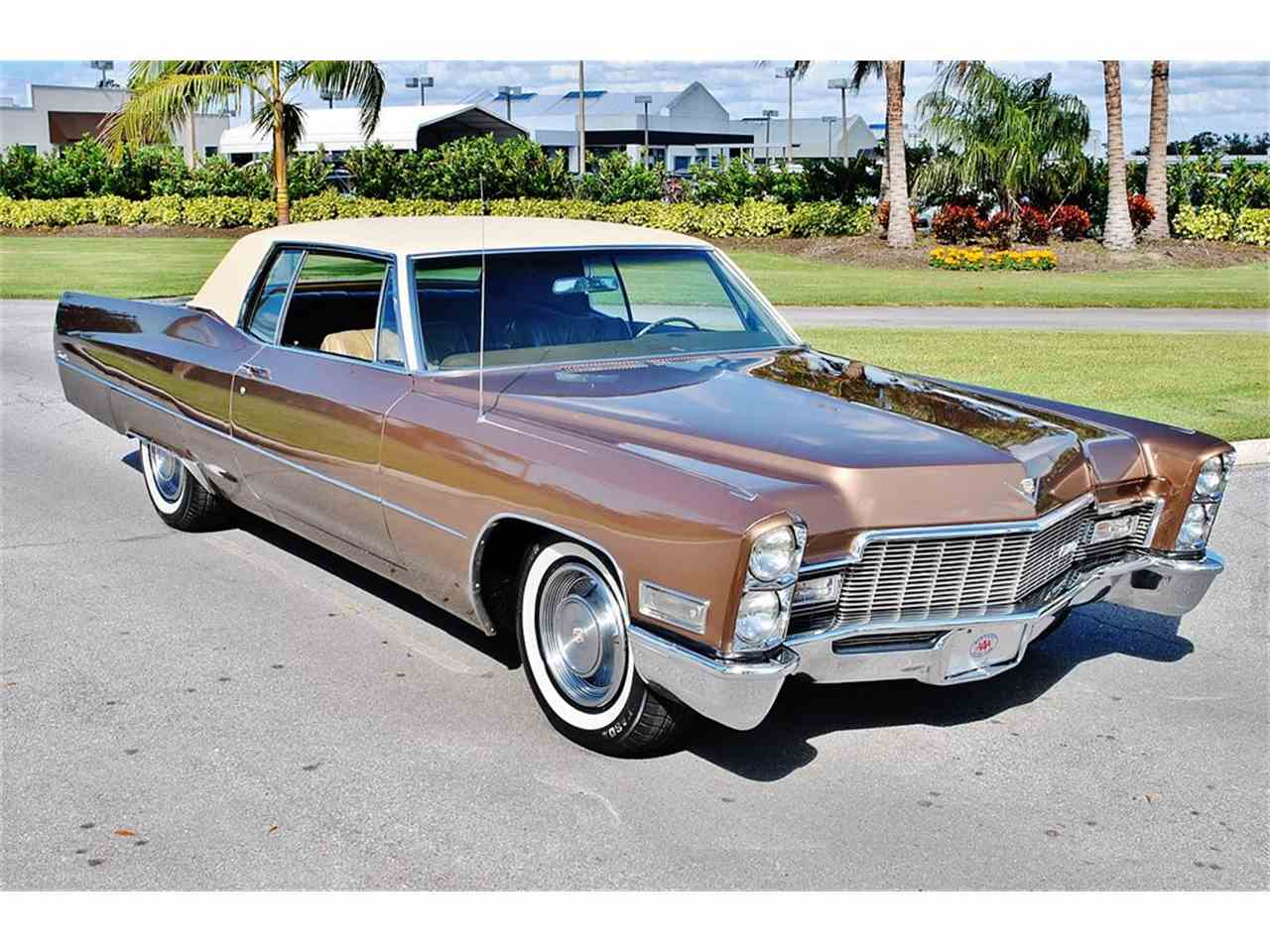 Large Picture of Classic 1968 DeVille located in Lakeland Florida - MHC1