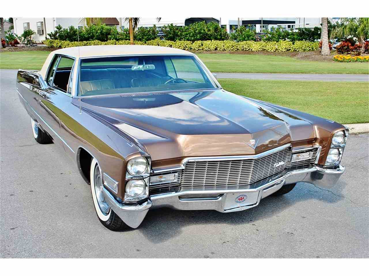 Large Picture of Classic '68 Cadillac DeVille - MHC1