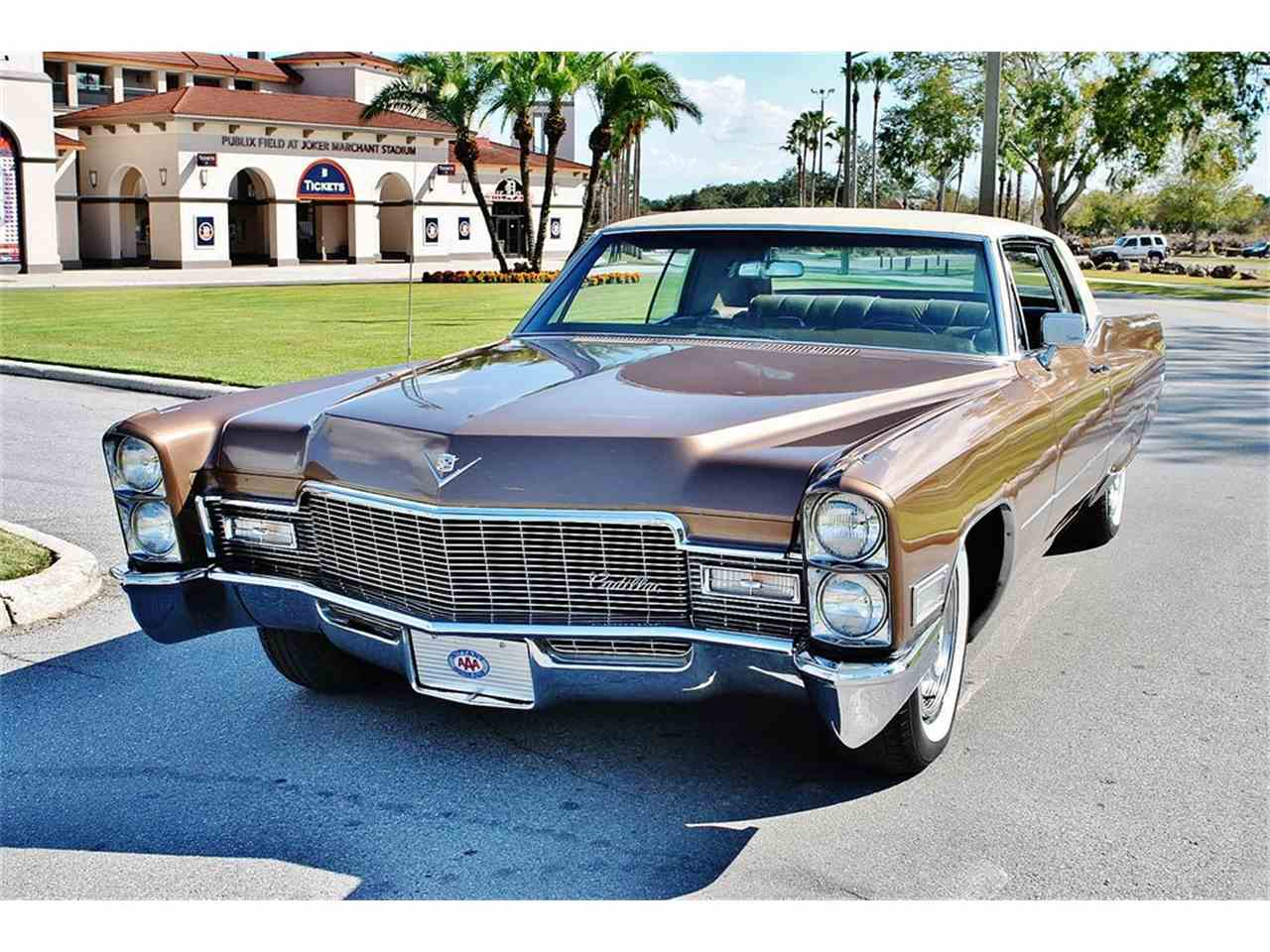 Large Picture of Classic '68 DeVille located in Lakeland Florida - MHC1