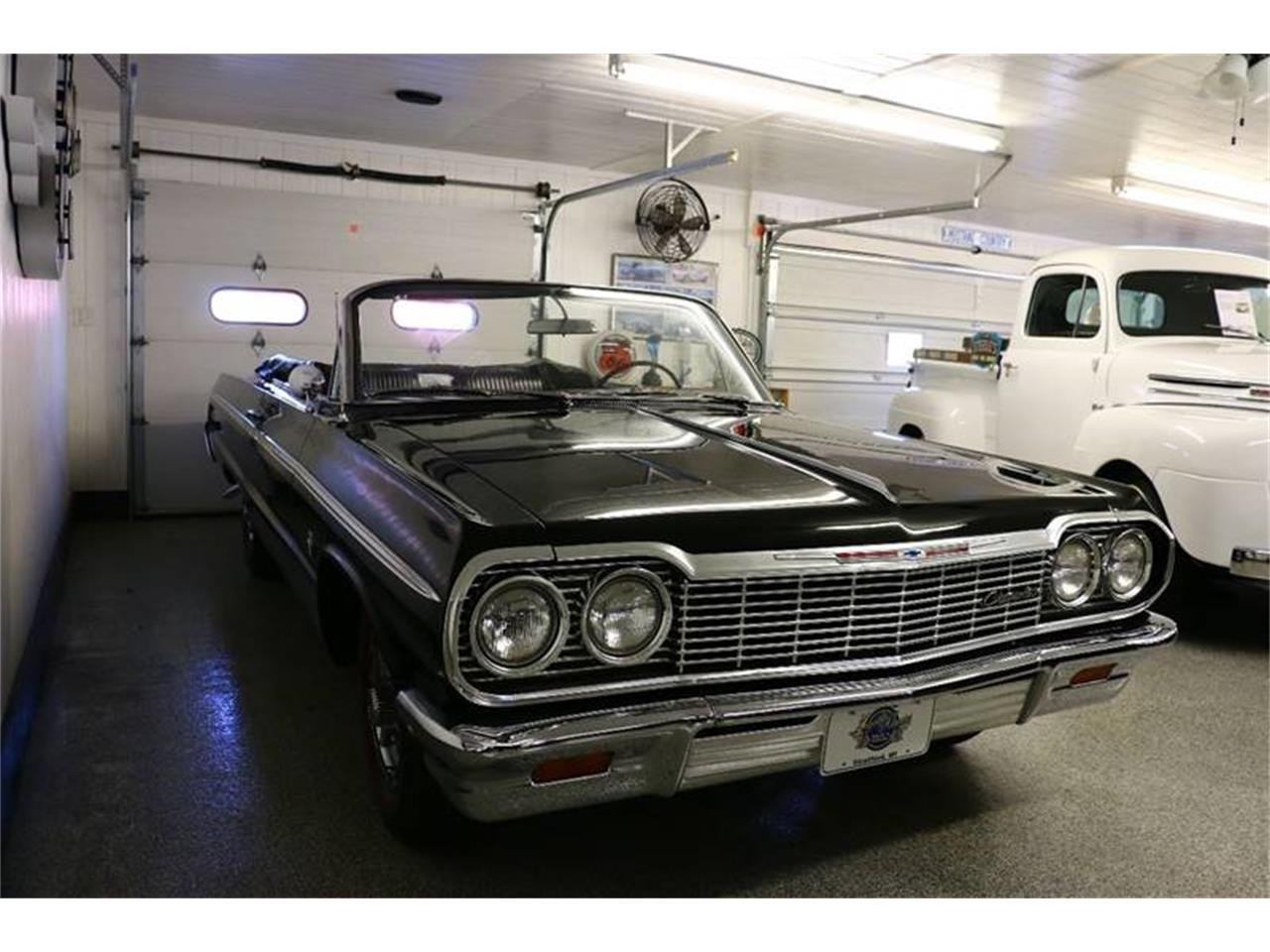Large Picture of Classic 1964 Impala located in Stratford Wisconsin Offered by Kuyoth's Klassics - MHC3