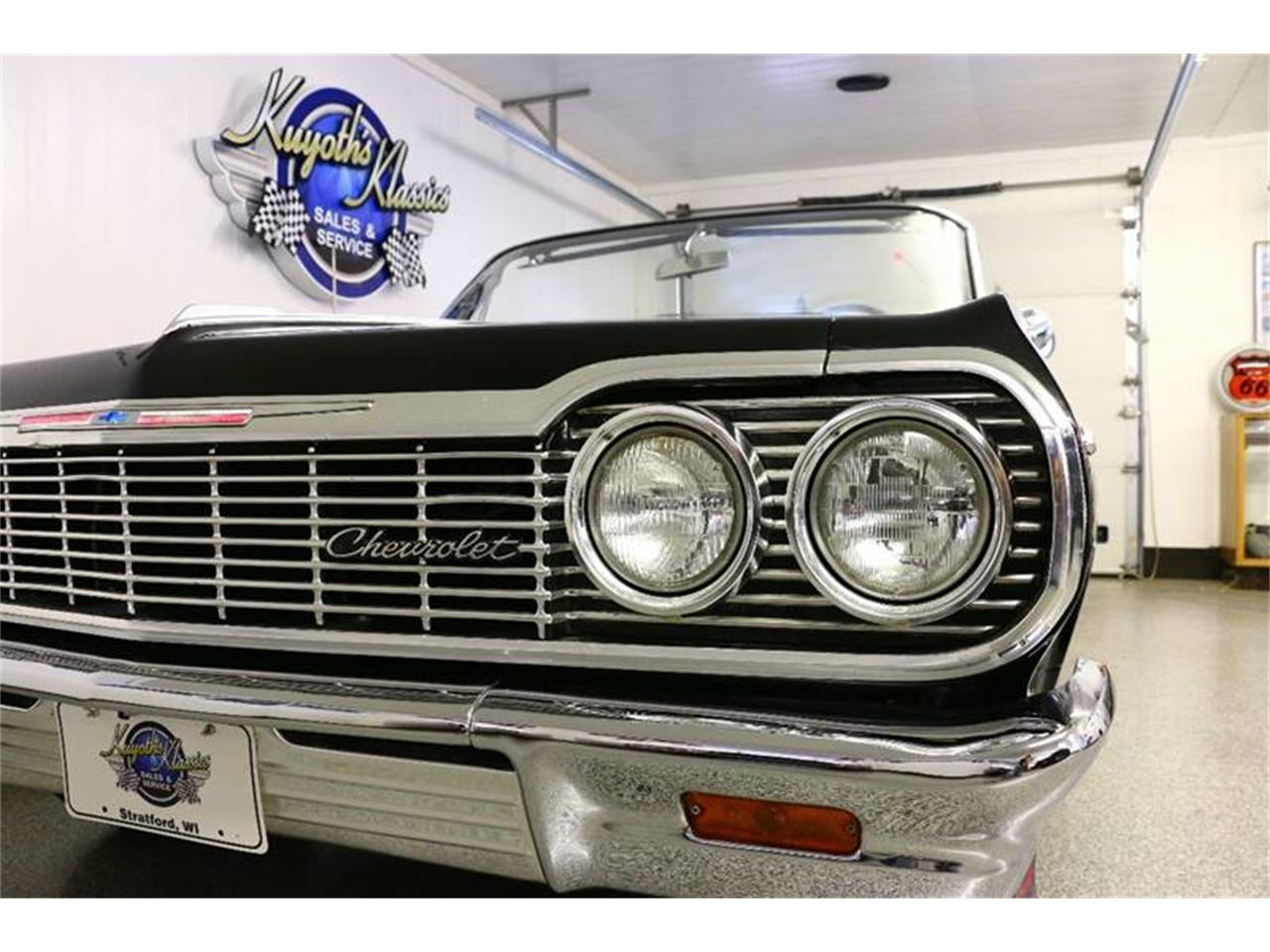 Large Picture of Classic '64 Chevrolet Impala located in Wisconsin Offered by Kuyoth's Klassics - MHC3