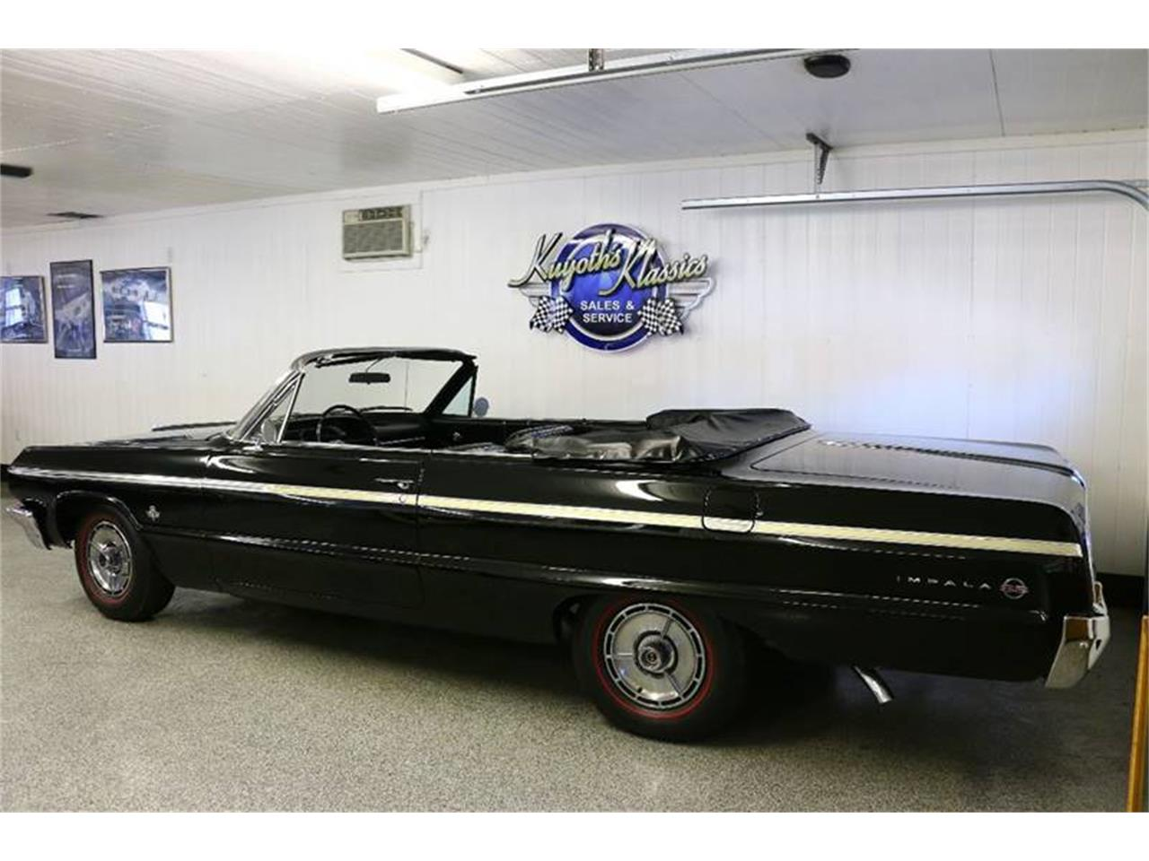 Large Picture of '64 Chevrolet Impala located in Wisconsin - MHC3