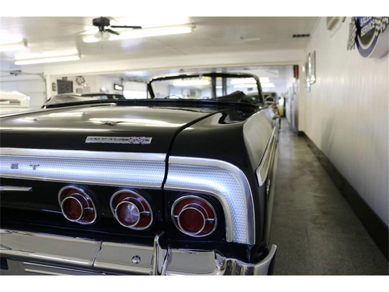 Large Picture of 1964 Chevrolet Impala located in Stratford Wisconsin Offered by Kuyoth's Klassics - MHC3