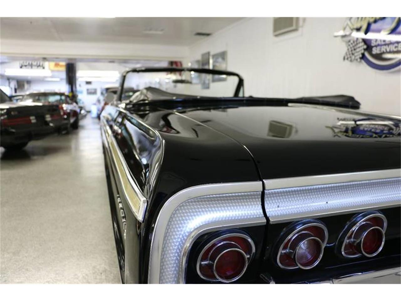 Large Picture of 1964 Impala located in Stratford Wisconsin - $45,500.00 Offered by Kuyoth's Klassics - MHC3