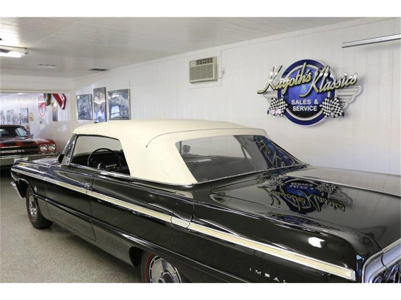 Large Picture of 1964 Impala - MHC3