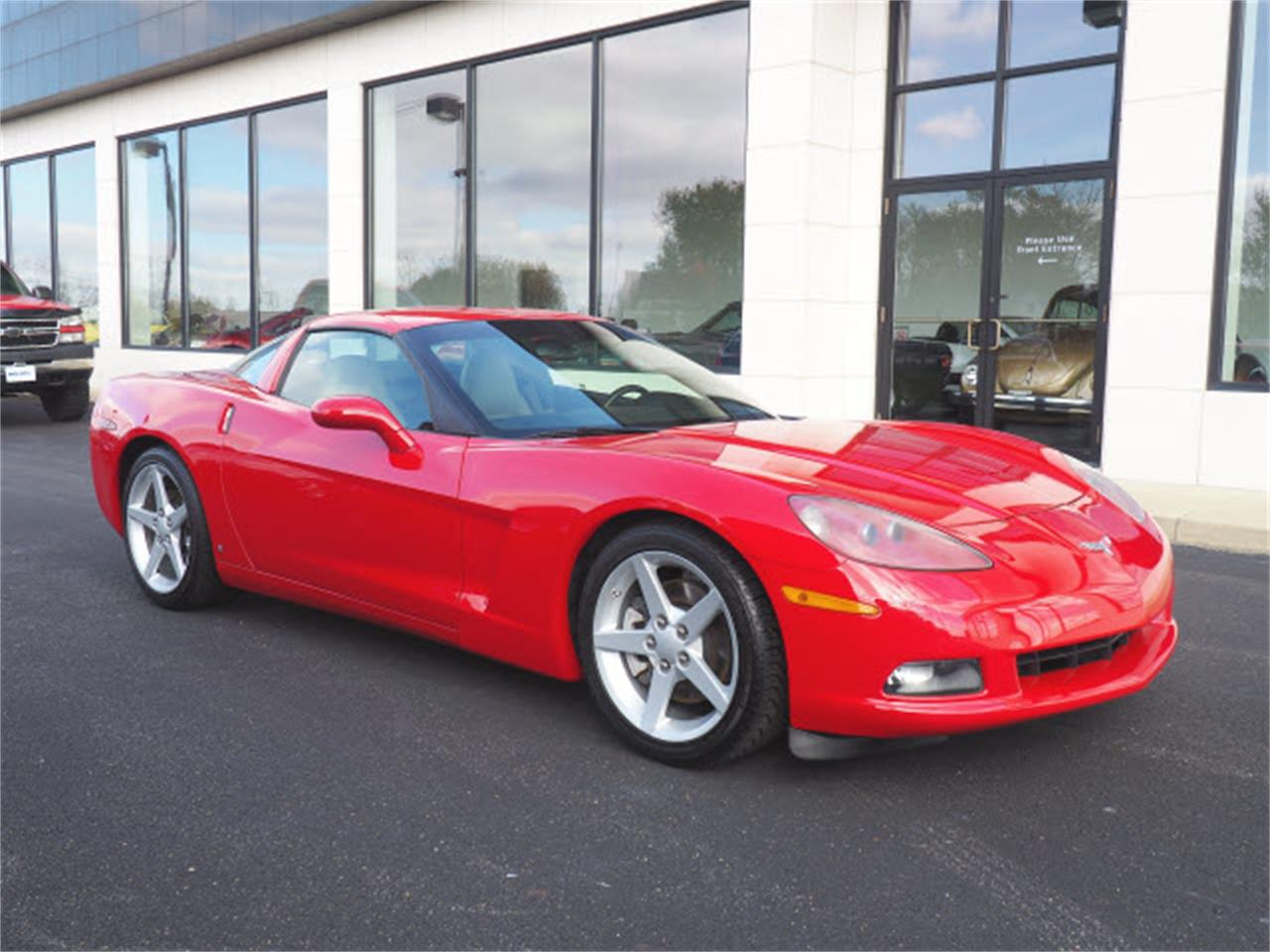 Large Picture of '06 Chevrolet Corvette - $23,999.00 Offered by Nelson Automotive, Ltd. - MB5M