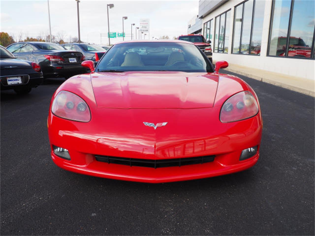 Large Picture of '06 Corvette Offered by Nelson Automotive, Ltd. - MB5M