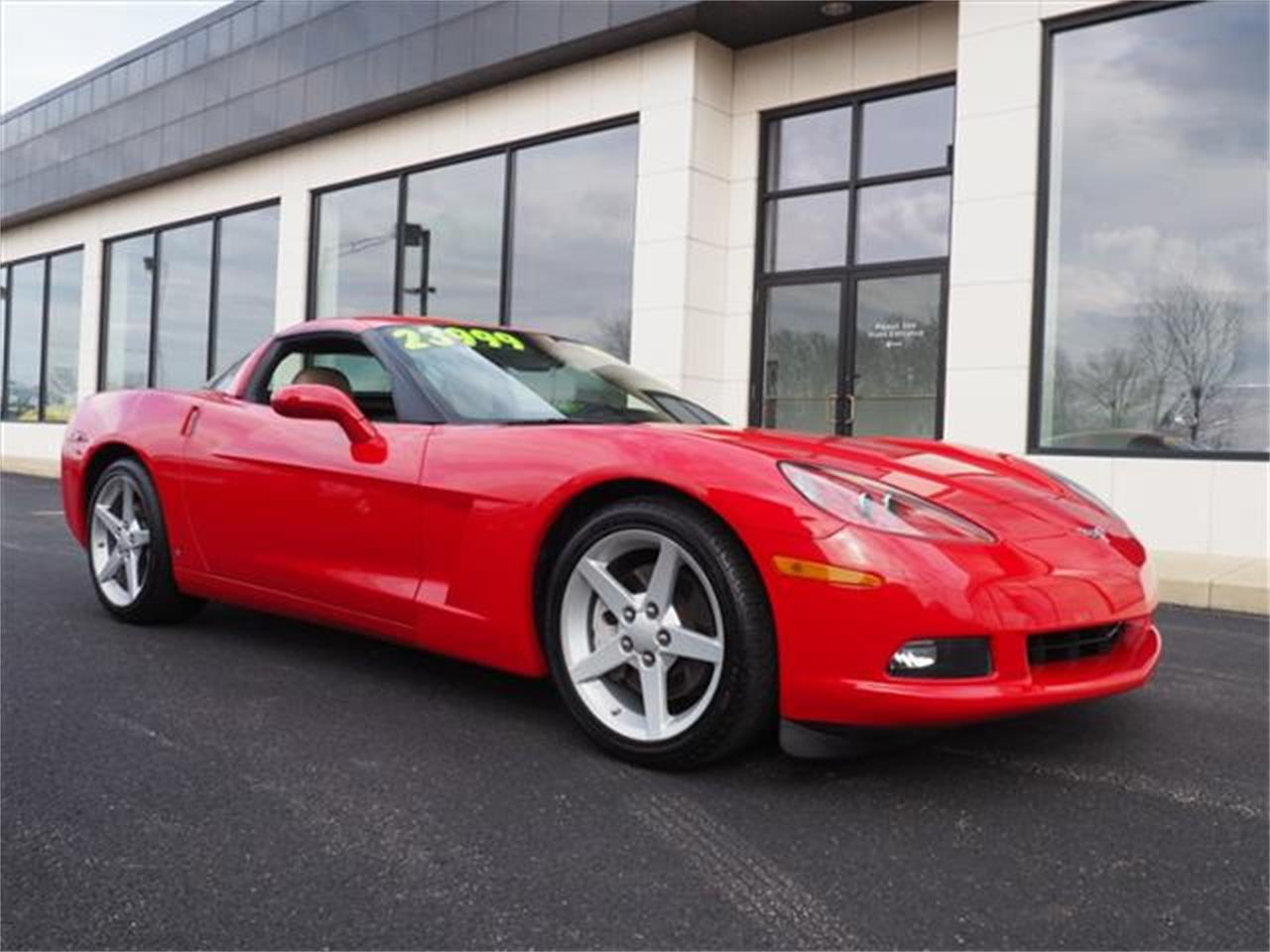 Large Picture of '06 Chevrolet Corvette - $23,999.00 - MB5M