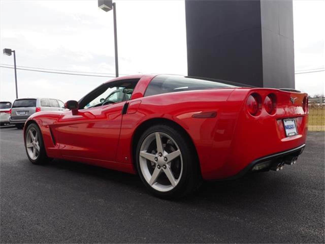 Large Picture of 2006 Chevrolet Corvette located in Ohio - $23,999.00 Offered by Nelson Automotive, Ltd. - MB5M