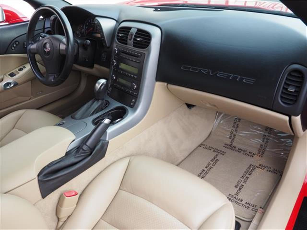 Large Picture of '06 Chevrolet Corvette Offered by Nelson Automotive, Ltd. - MB5M