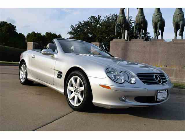 Picture of 2003 Mercedes-Benz SL-Class located in Texas - $18,900.00 - MHCH