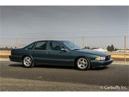 Picture of '96 Impala SS - MHCW