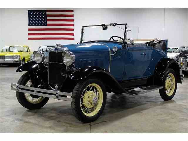 Picture of '30 Model A - MHCZ