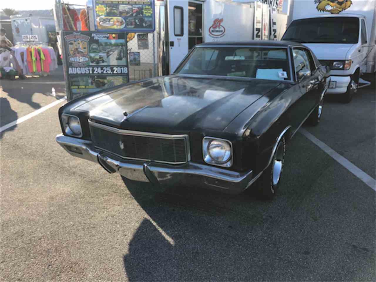 Large Picture of '71 Monte Carlo - MHD3