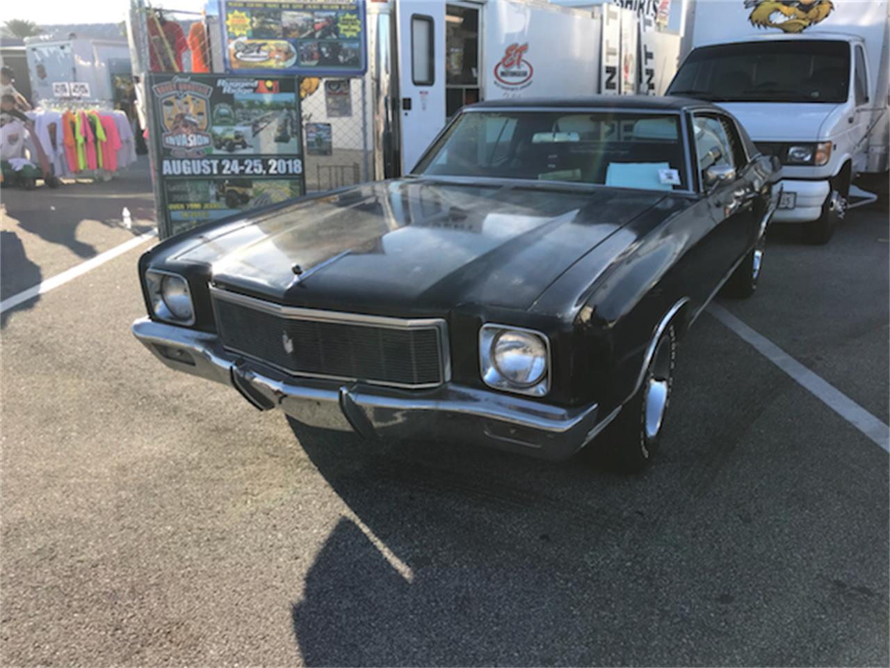 Large Picture of '71 Chevrolet Monte Carlo located in Westford Massachusetts - MHD3