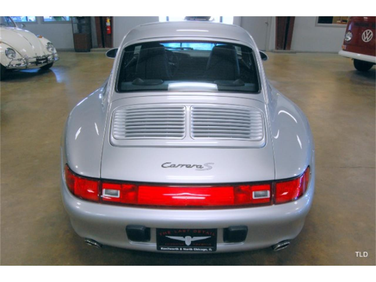 Large Picture of 1997 911 located in Chicago Illinois Offered by The Last Detail - MHD7