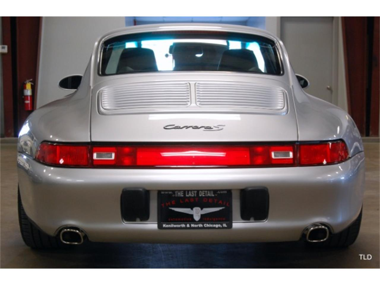 Large Picture of '97 Porsche 911 located in Chicago Illinois Offered by The Last Detail - MHD7