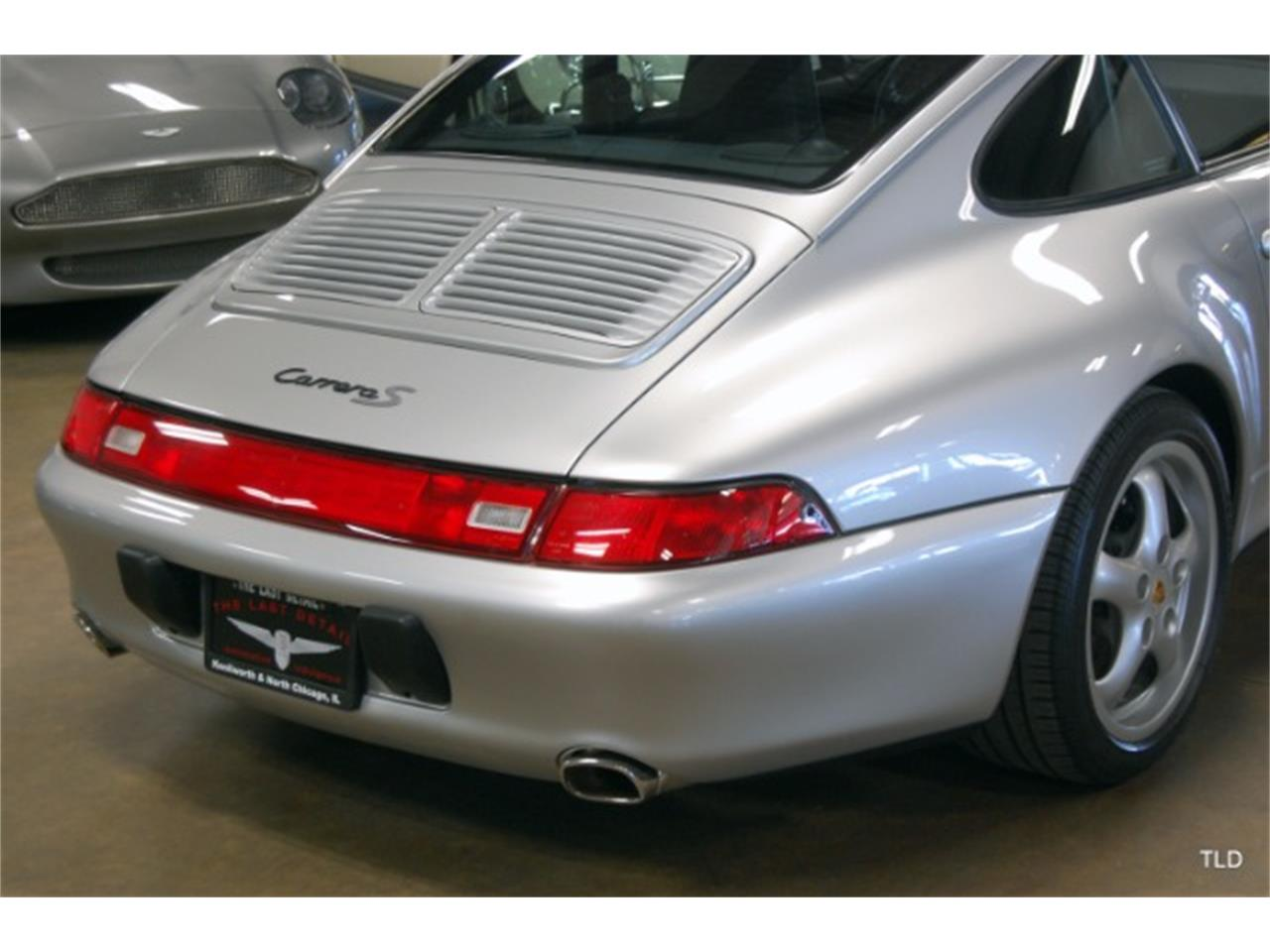 Large Picture of 1997 Porsche 911 located in Illinois - MHD7