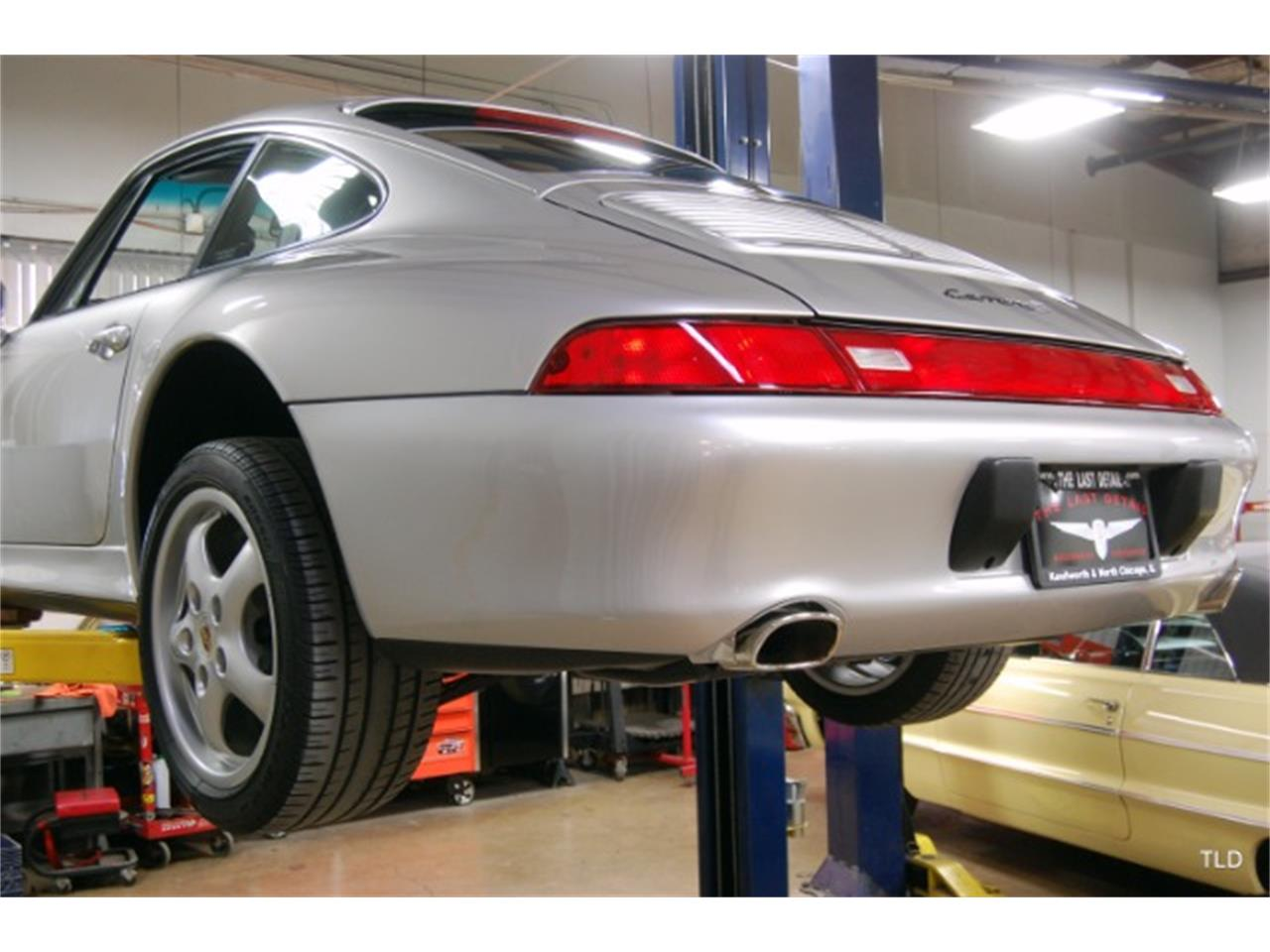 Large Picture of 1997 911 located in Chicago Illinois - $58,000.00 Offered by The Last Detail - MHD7