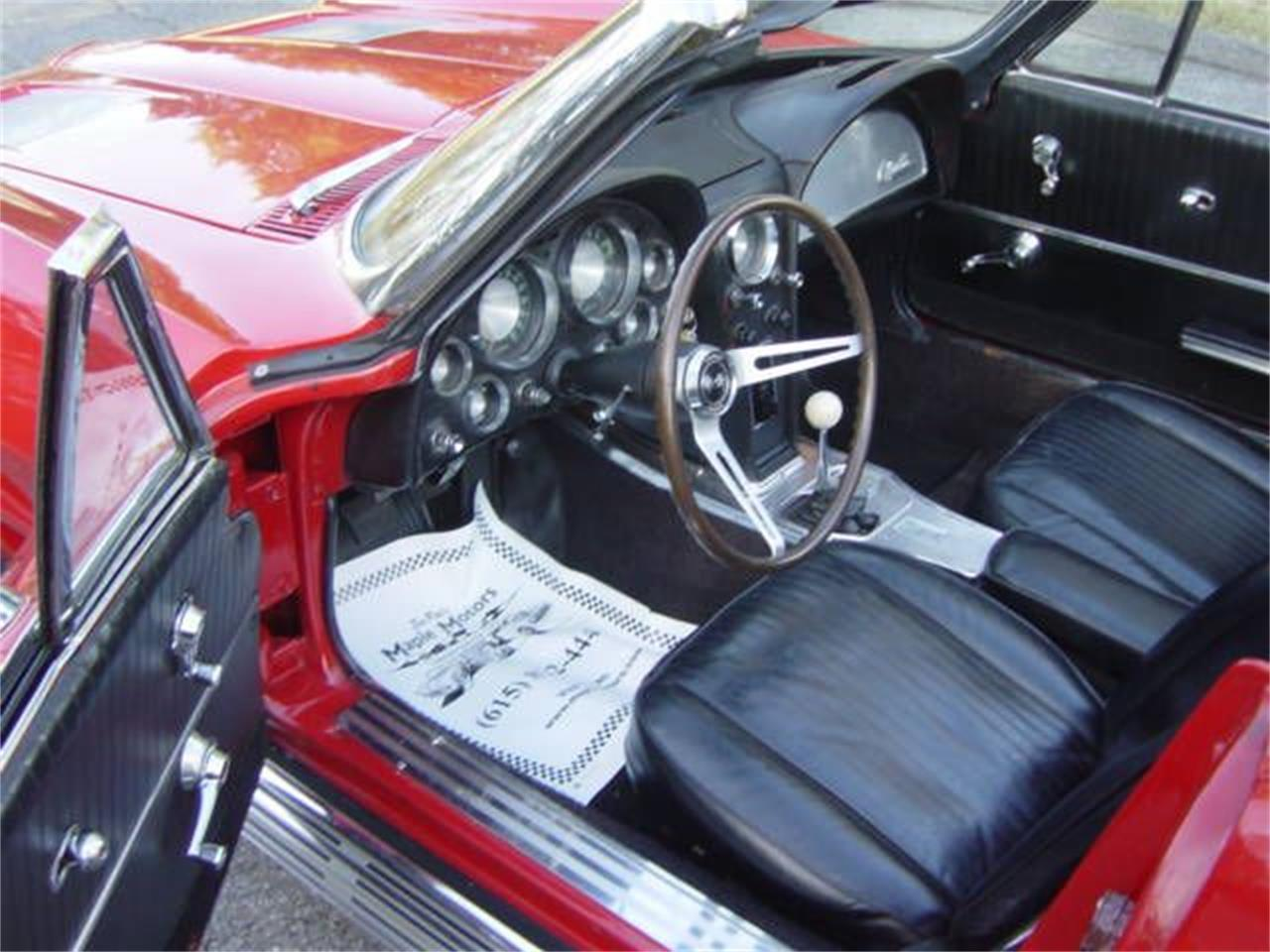 Large Picture of 1963 Chevrolet Corvette located in Hendersonville Tennessee - $39,900.00 - MHDJ