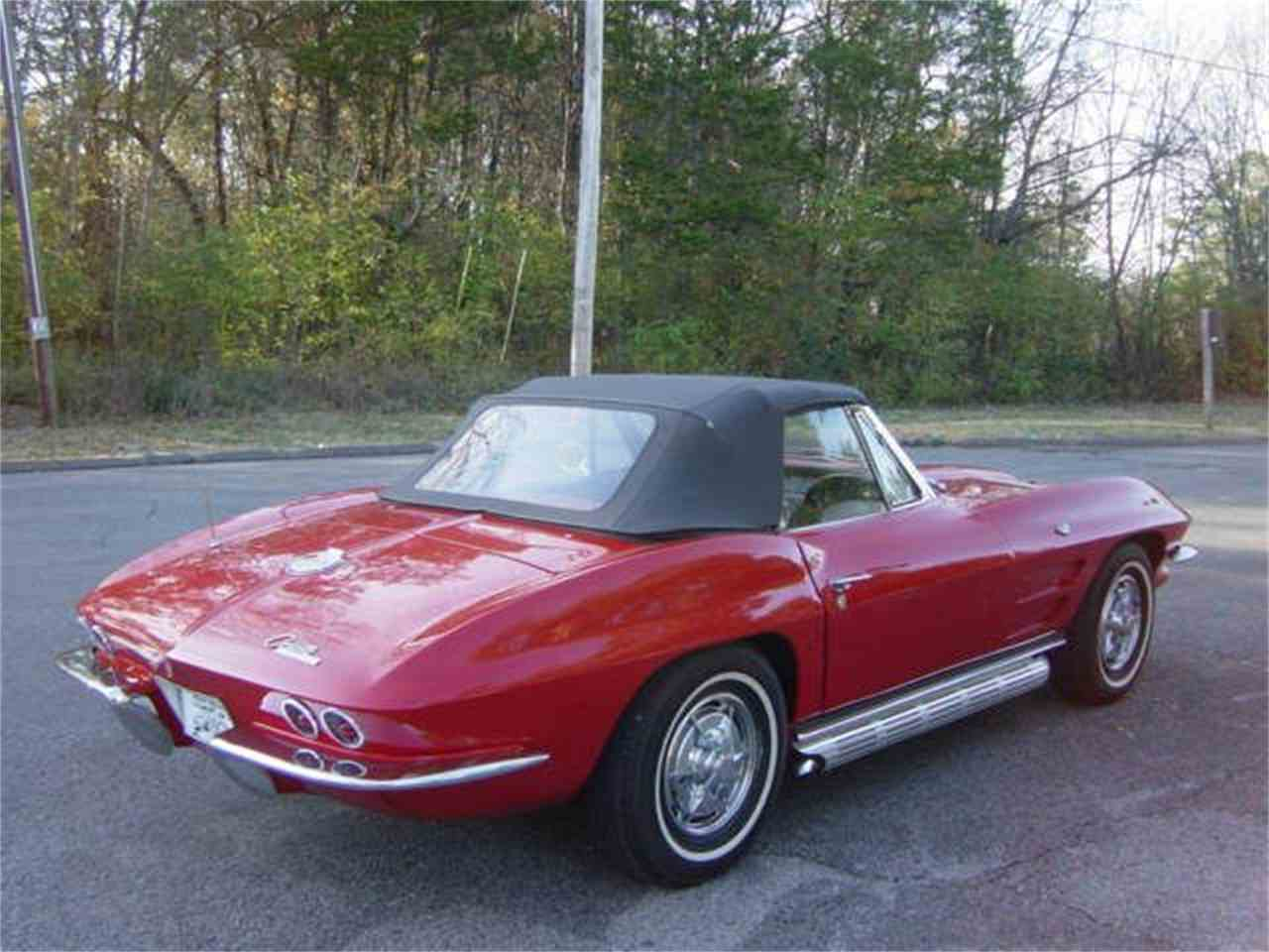 Large Picture of '63 Corvette - MHDJ