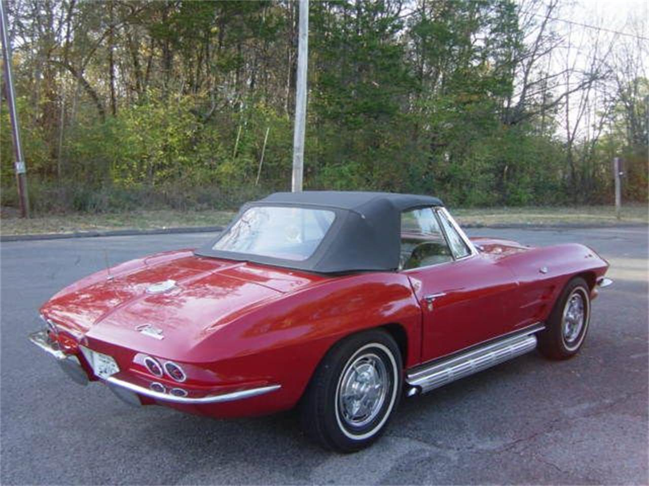 Large Picture of 1963 Chevrolet Corvette Offered by Maple Motors - MHDJ