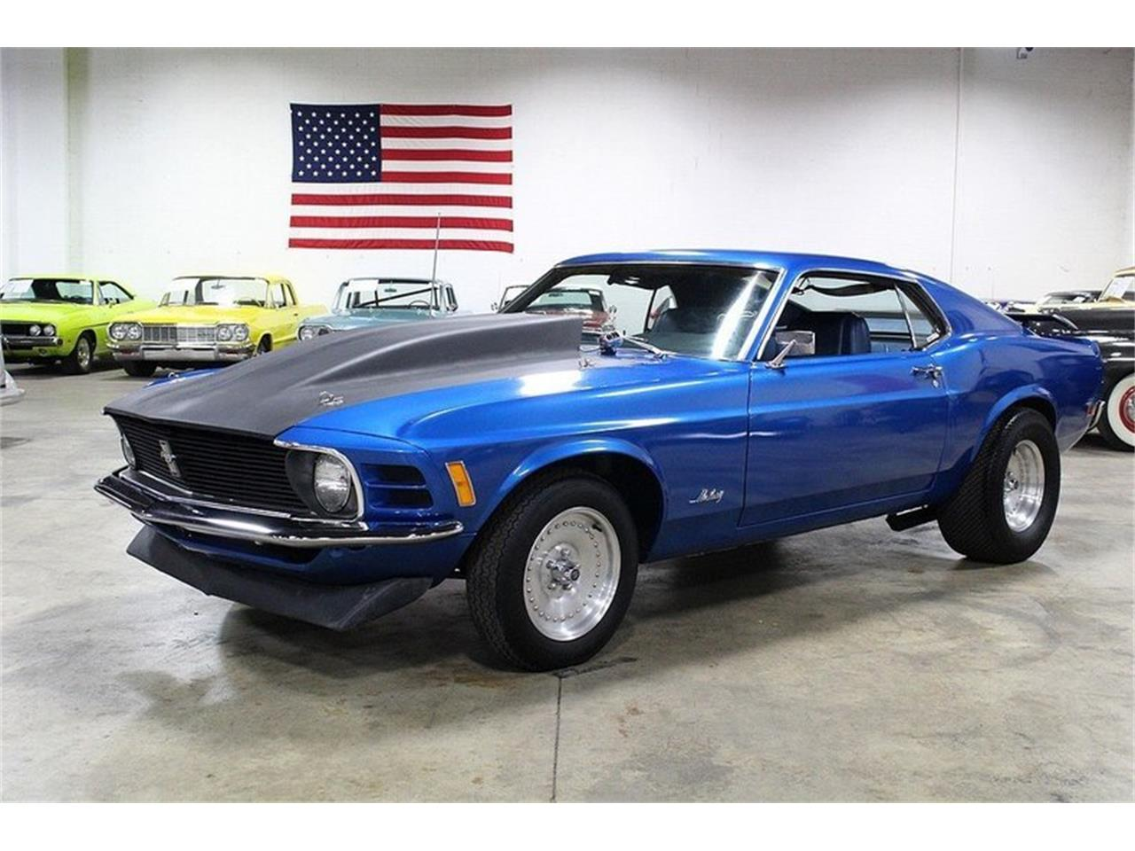 Large Picture of Classic 1970 Mustang - $25,900.00 Offered by GR Auto Gallery - MHE4