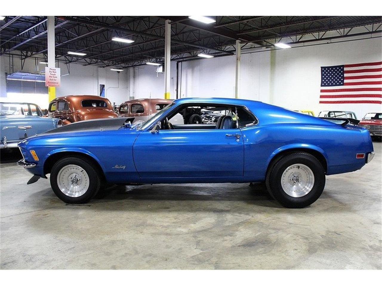 Large Picture of Classic '70 Mustang located in Kentwood Michigan - MHE4