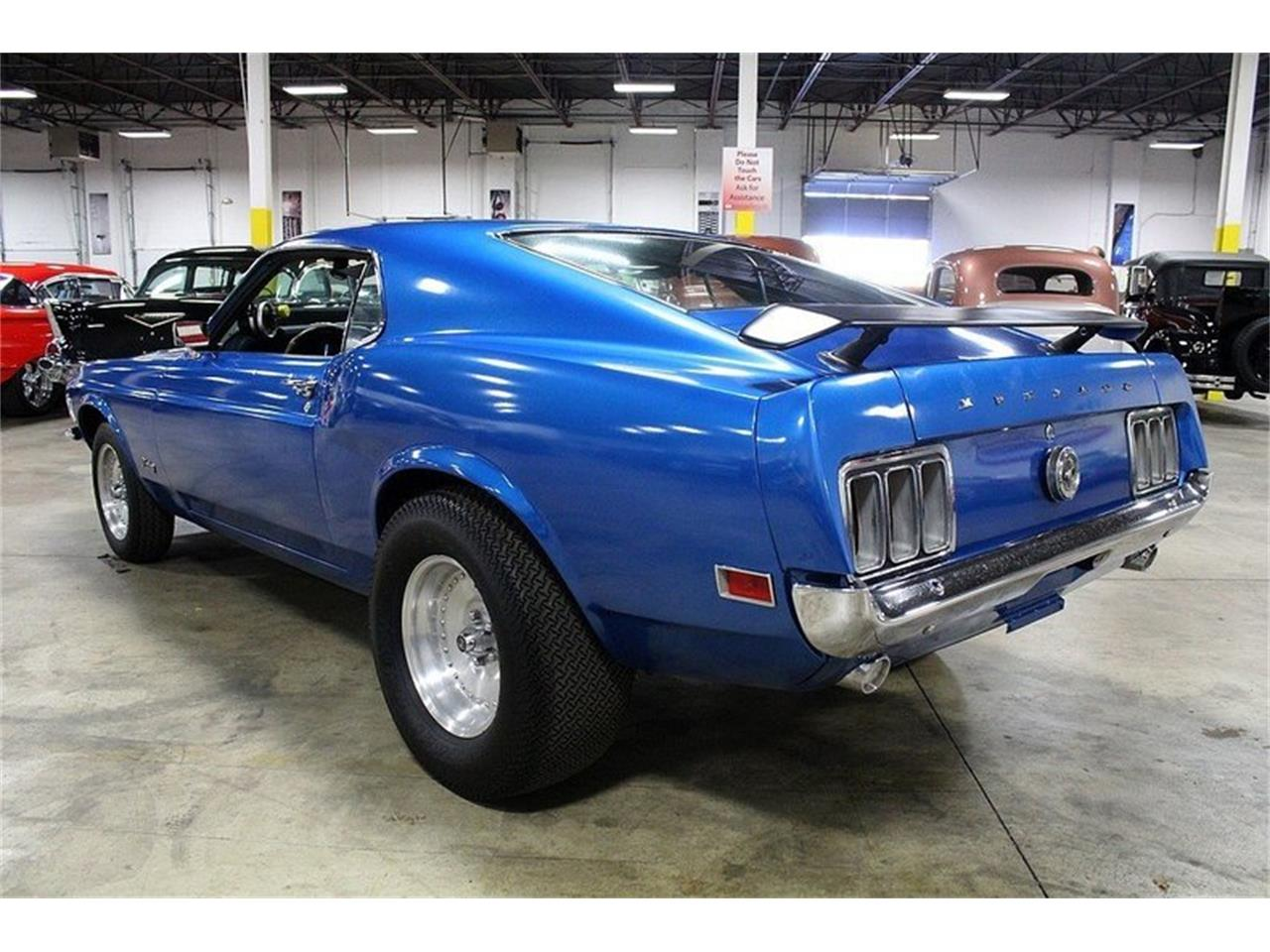 Large Picture of 1970 Mustang - MHE4