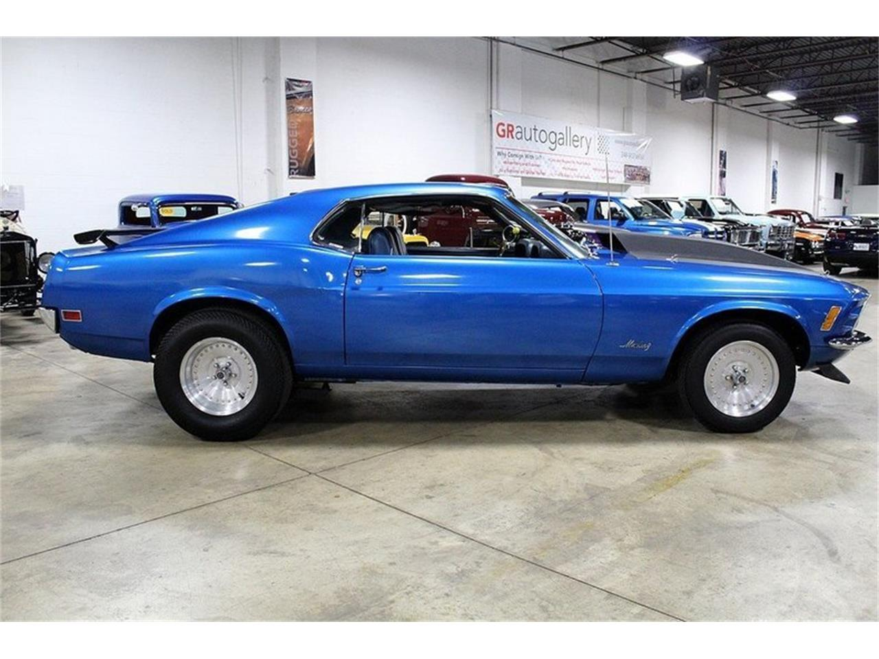 Large Picture of 1970 Mustang located in Michigan - $25,900.00 Offered by GR Auto Gallery - MHE4