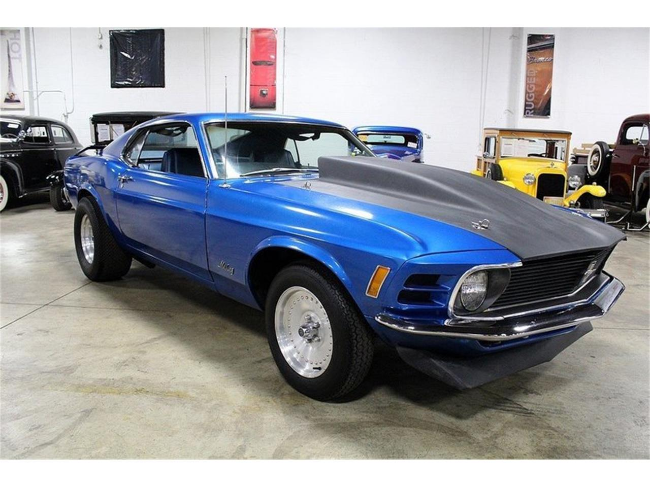 Large Picture of '70 Mustang Offered by GR Auto Gallery - MHE4