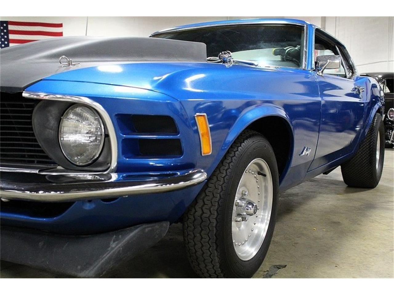 Large Picture of Classic 1970 Ford Mustang located in Michigan - $25,900.00 - MHE4
