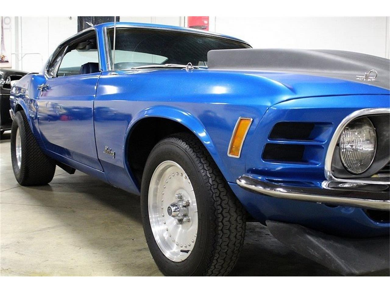 Large Picture of Classic '70 Ford Mustang located in Kentwood Michigan Offered by GR Auto Gallery - MHE4