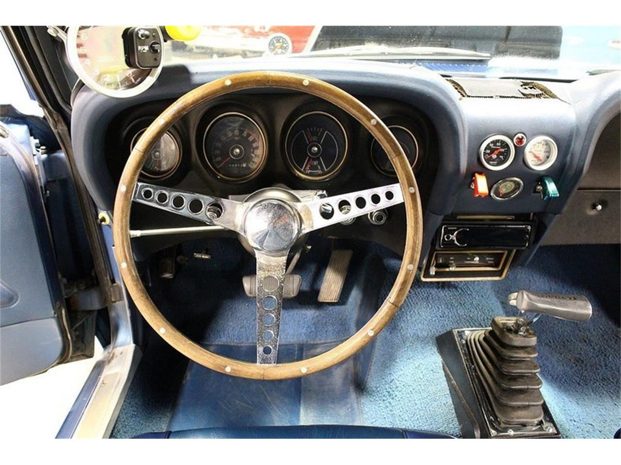 Large Picture of '70 Ford Mustang located in Kentwood Michigan - $25,900.00 - MHE4