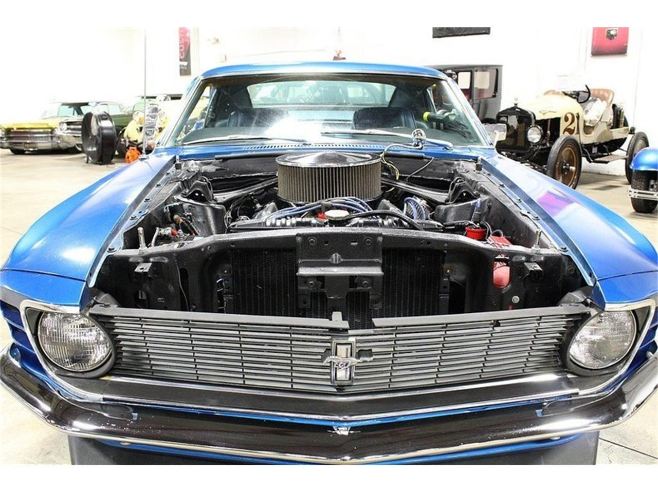 Large Picture of '70 Ford Mustang Offered by GR Auto Gallery - MHE4