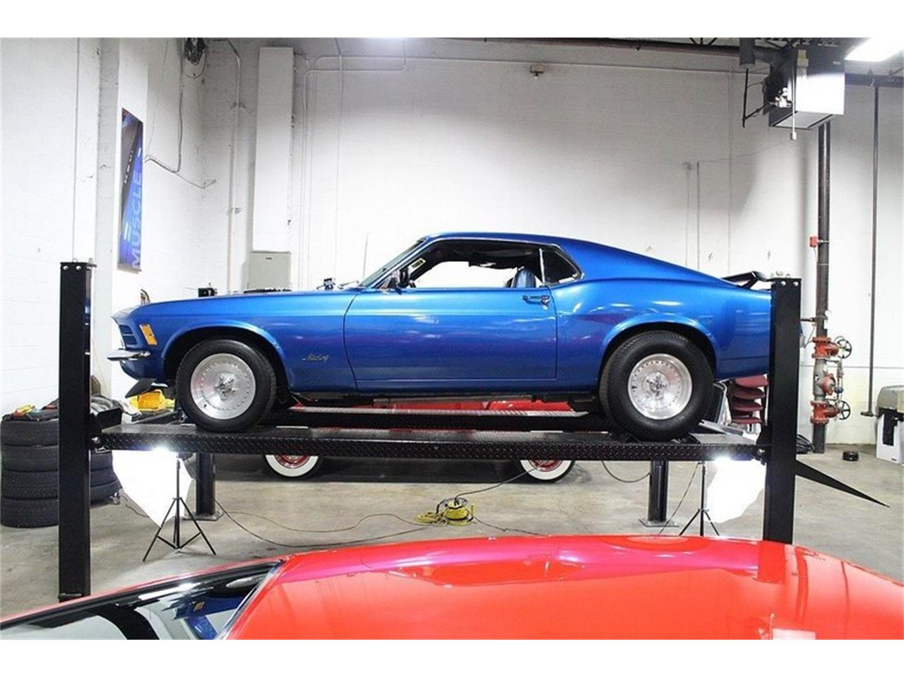 Large Picture of Classic 1970 Mustang located in Michigan - MHE4