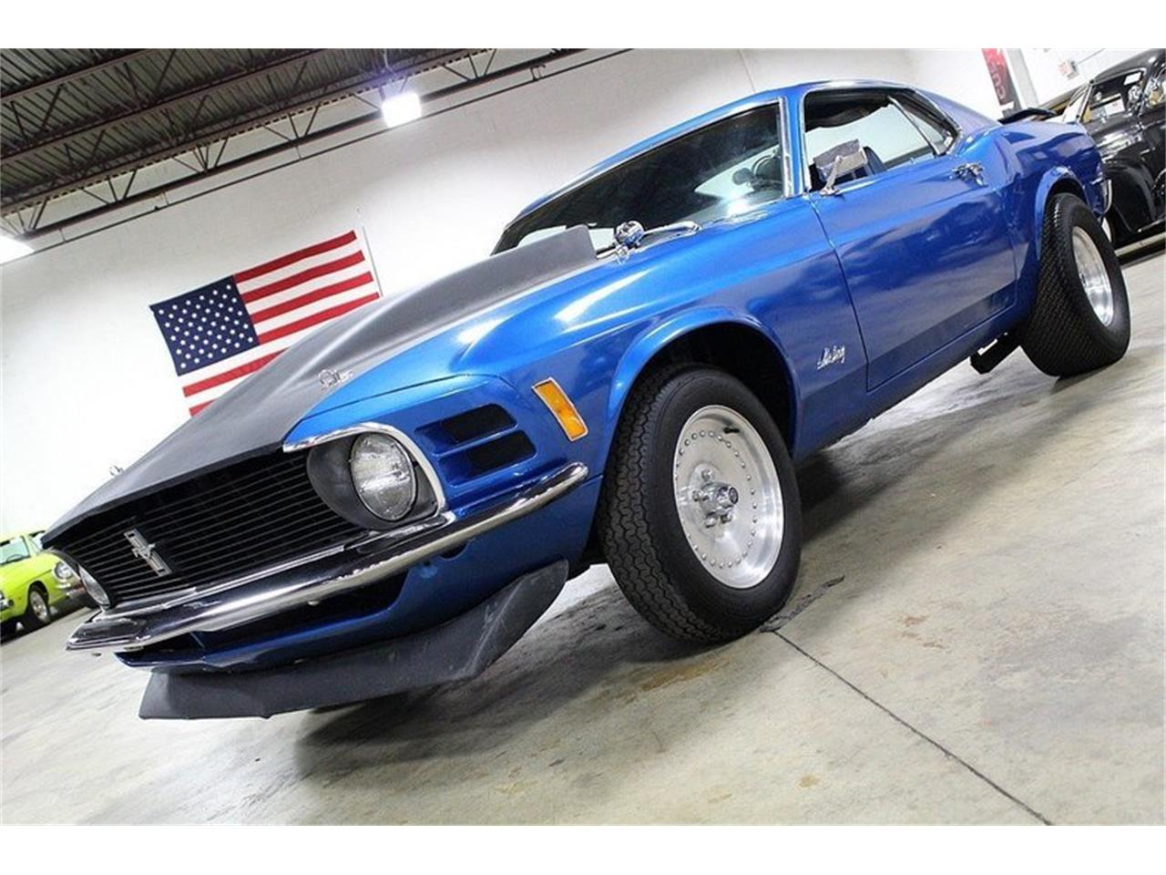 Large Picture of Classic '70 Ford Mustang Offered by GR Auto Gallery - MHE4