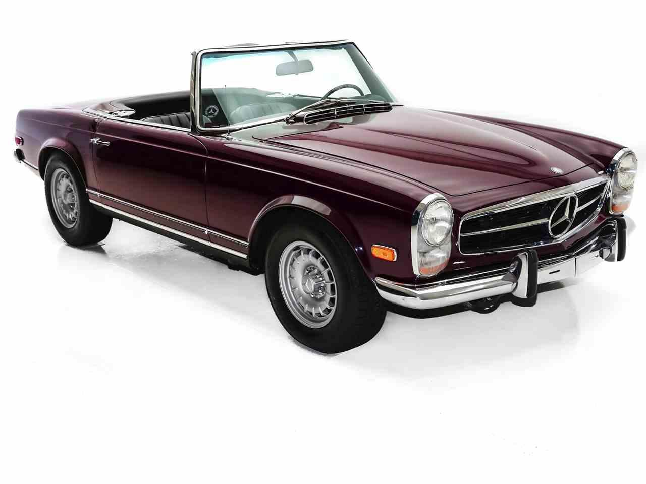 Large Picture of '69 Mercedes-Benz 280SL located in South Carolina Offered by a Private Seller - MHE9