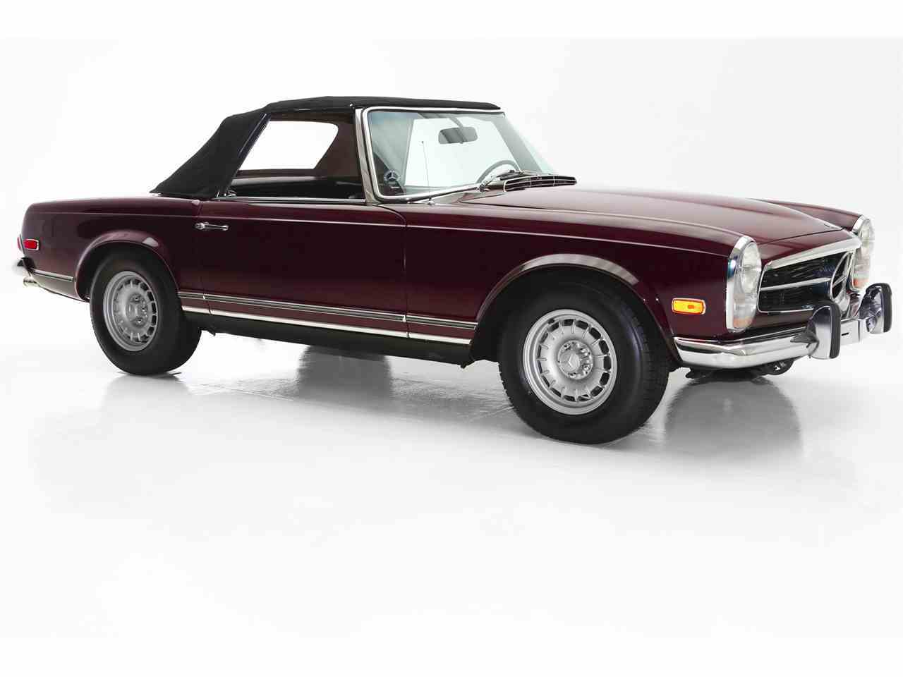 1969 mercedes benz 280sl for sale cc for Mercedes benz of charleston sc