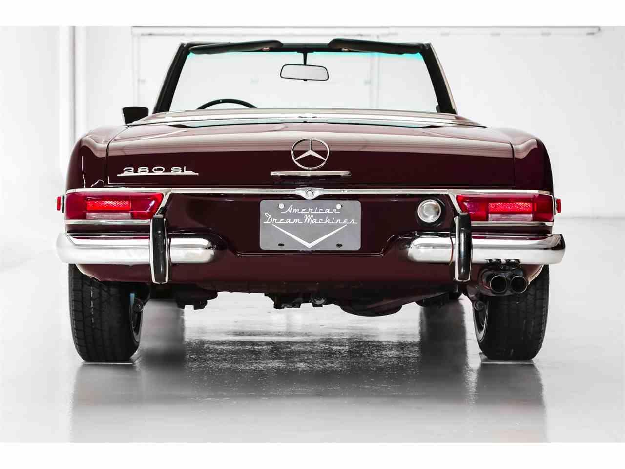 Large Picture of 1969 280SL located in Charleston South Carolina - MHE9