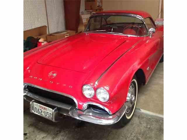 Picture of '62 Corvette - MHER