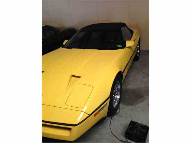 Picture of '87 Corvette - MHET