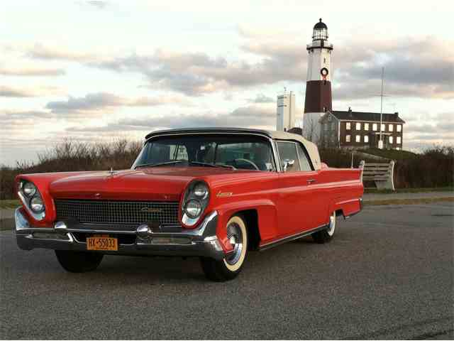Picture of '58 Continental Mark III - MHEY