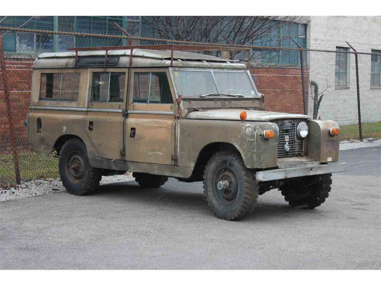 iia vehicles utility landrover field trim specialty ohio sales rover door series for classics land no sale in