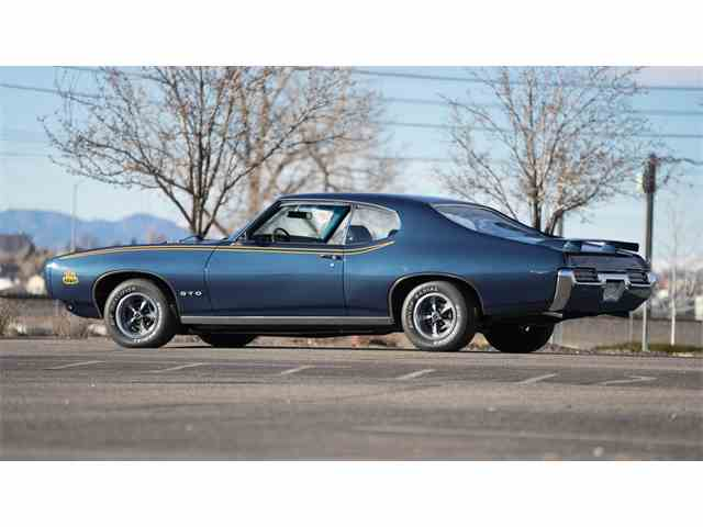 Picture of '69 GTO (The Judge) - MHFT