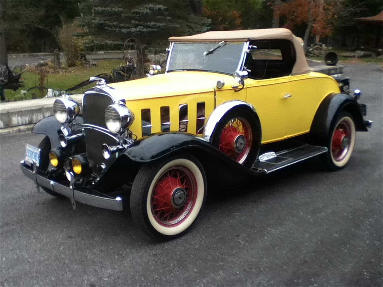 Large Picture of Classic '32 Roadster - $64,000.00 - MHG0