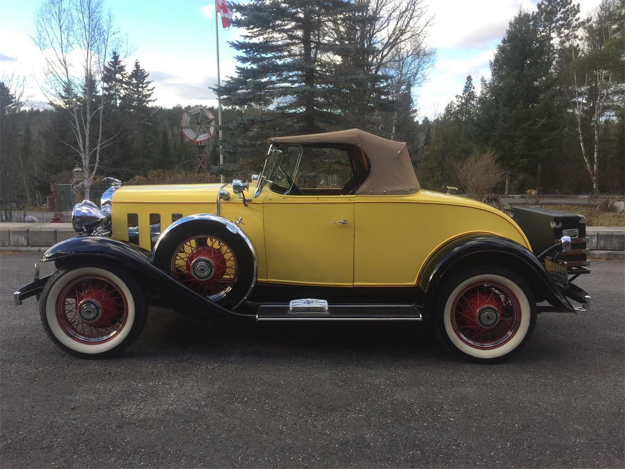 Large Picture of '32 Chevrolet Roadster located in Woodview Ontario - MHG0