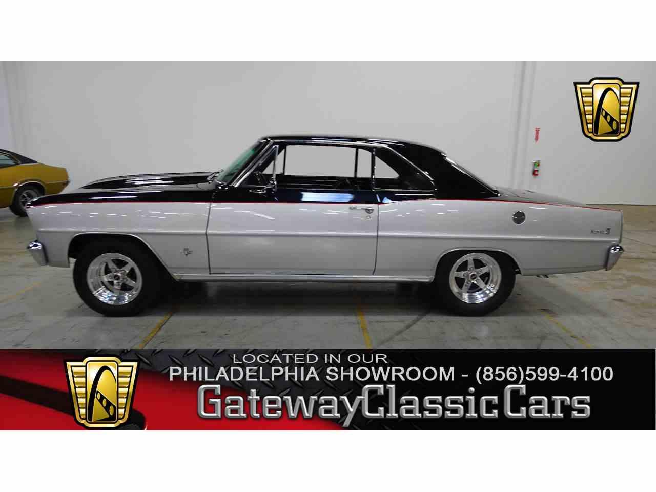 1966 Chevrolet Nova for Sale | ClassicCars.com | CC-1049106