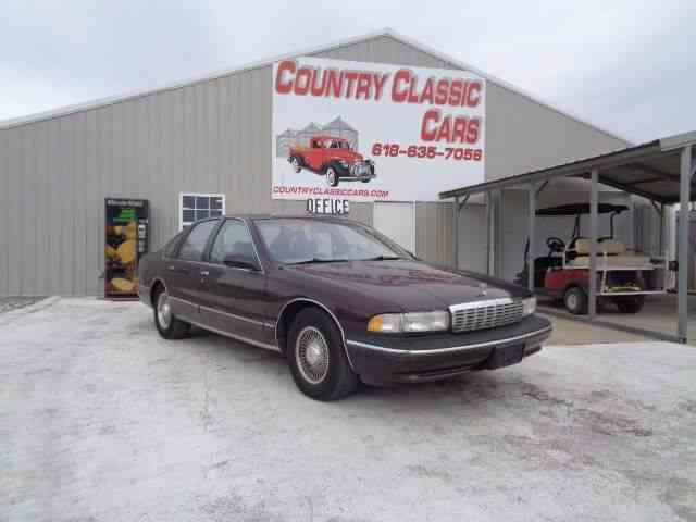 Picture of '96 Caprice - MHJE