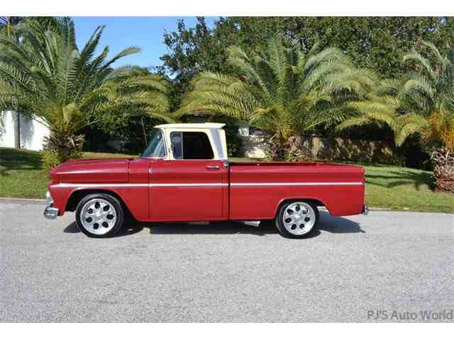 Picture of '62 C/K 10 - MHJY